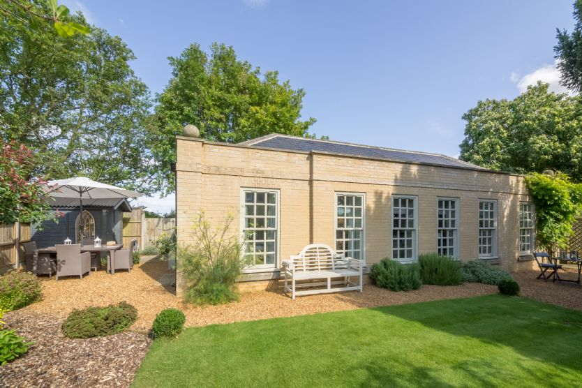Click here for more about The Orangery
