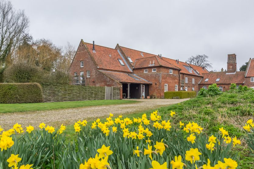 Click here for more about West End Water Mill