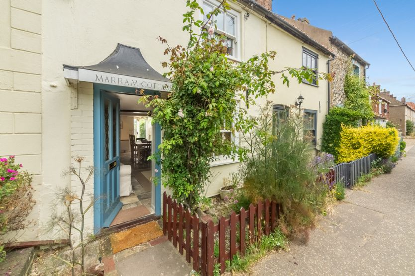 Click here for more about Marram Cottage