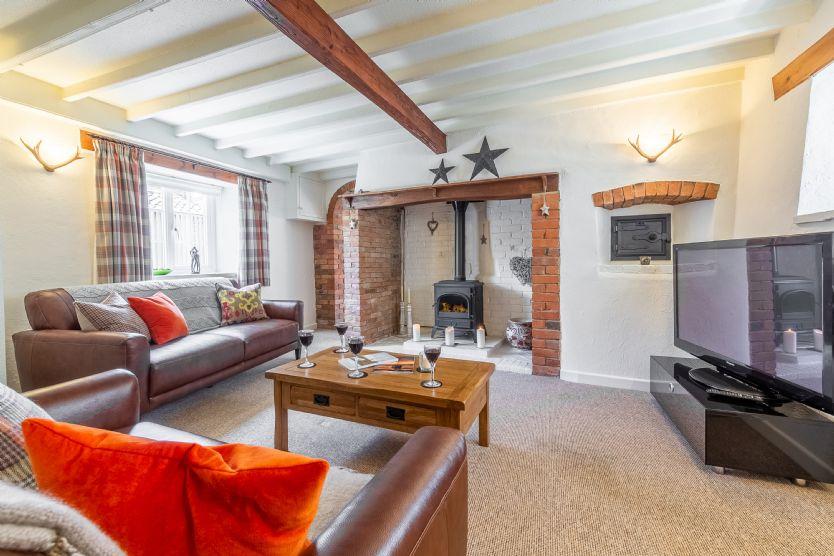 Swift Cottage is located in Dersingham