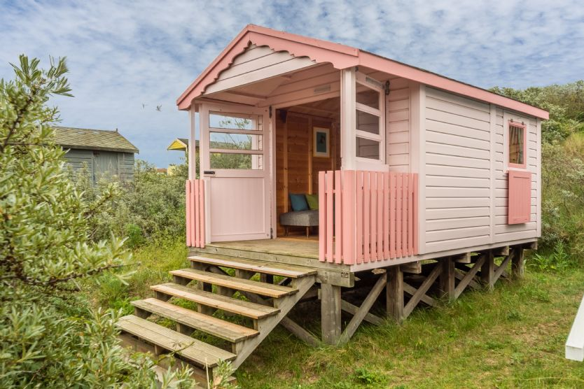 Click here for more about Shrimpers Beach Hut