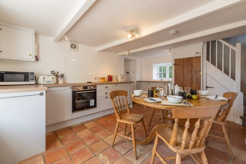 April Cottage is located in Ringstead