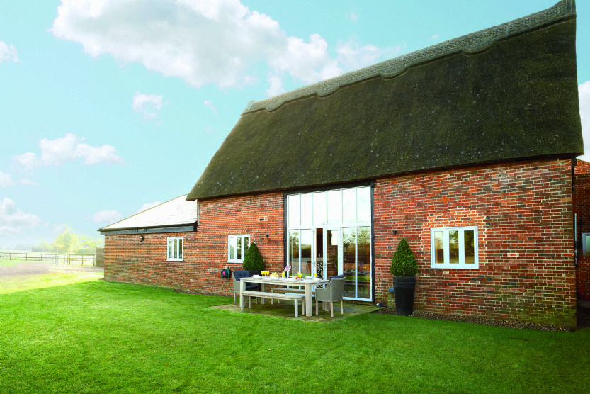 Click here for more about Thatch Barn