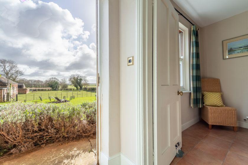 Ludham Hall Cottage sleeps 4