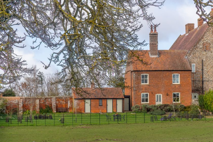 Click here for more about Ludham Hall Cottage
