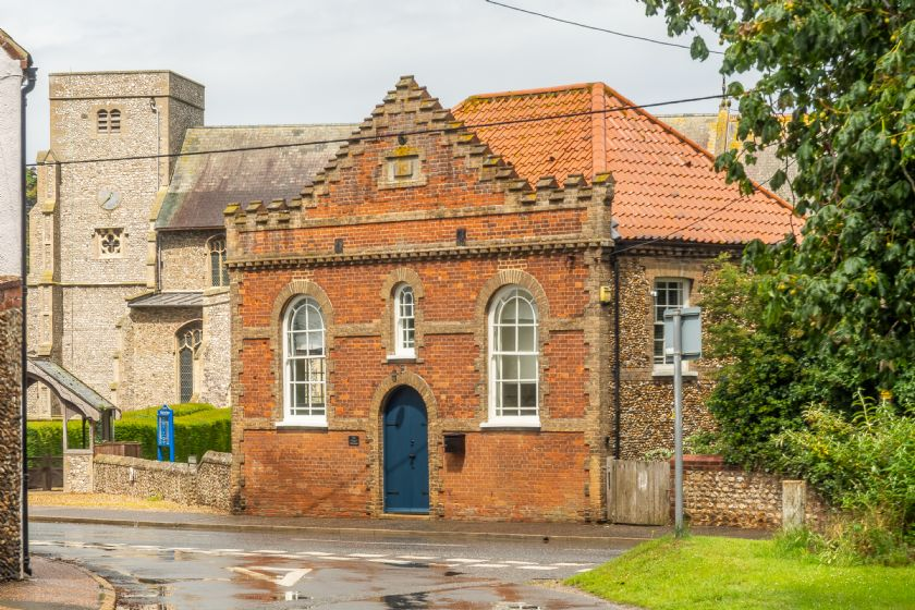 Click here for more about The Chapel Thornham
