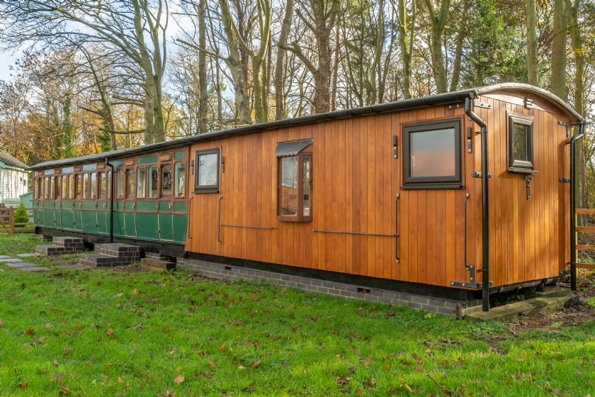 Click here for more about The Railway Carriage