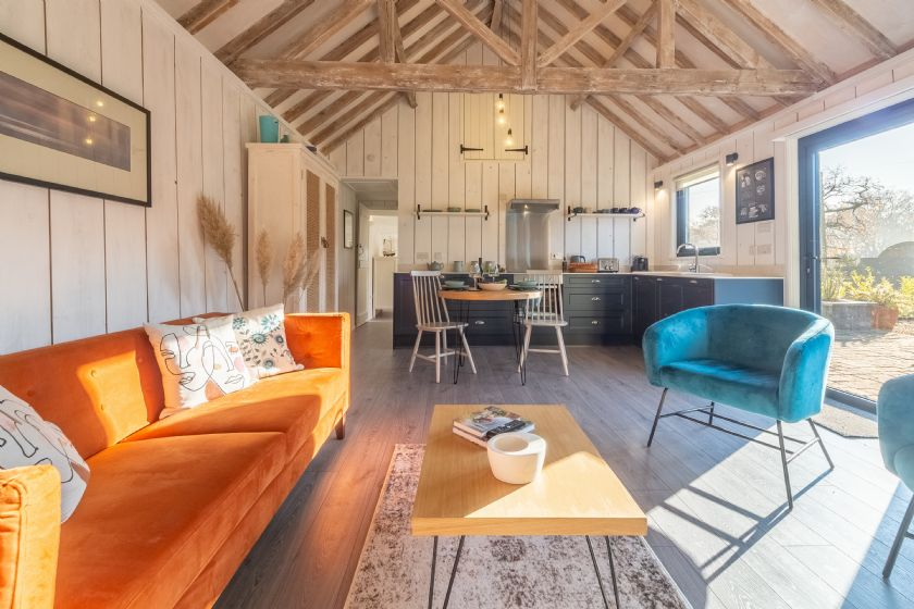 Details about a cottage Holiday at The Lavender Shack