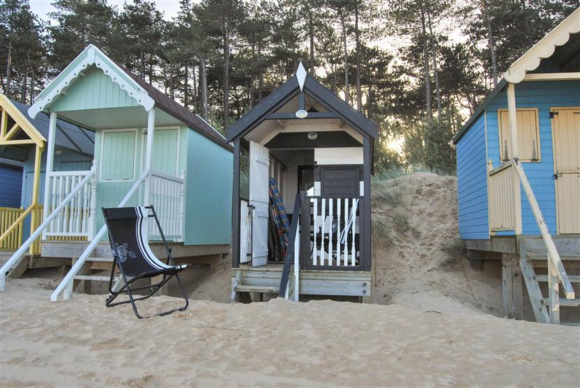 Click here for more about Beach Hut 193, Wells Beach