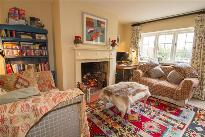 Field House Cottage is located in Hindringham