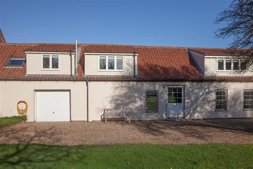 Flagstaff Boathouse is located in Burnham Overy Staithe