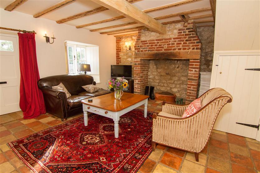 Click here for more about Ivy Cottage (Thornham)