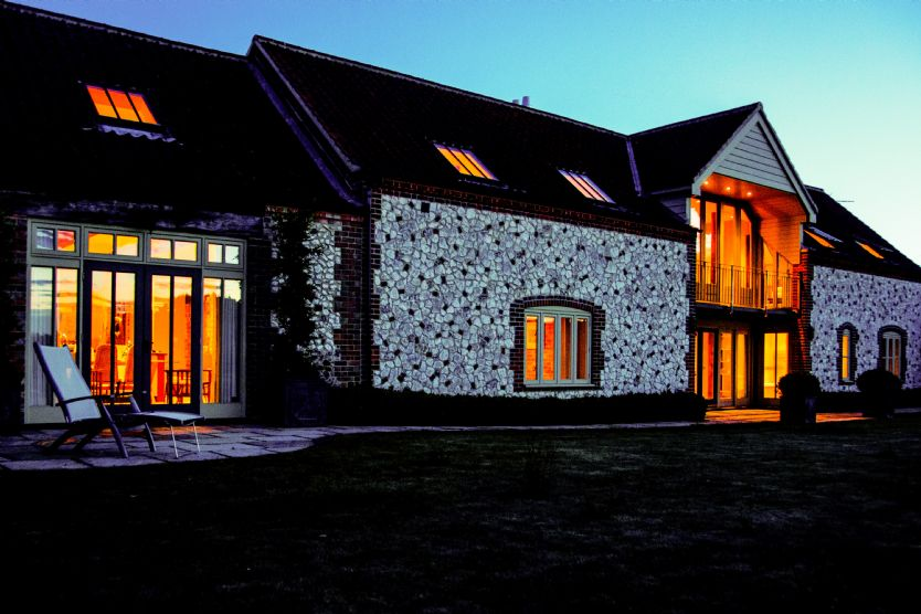 Click here for more about Sea View Barn