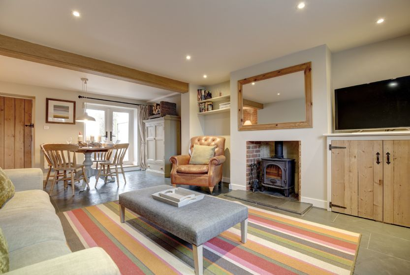 Click here for more about Goose Cottage
