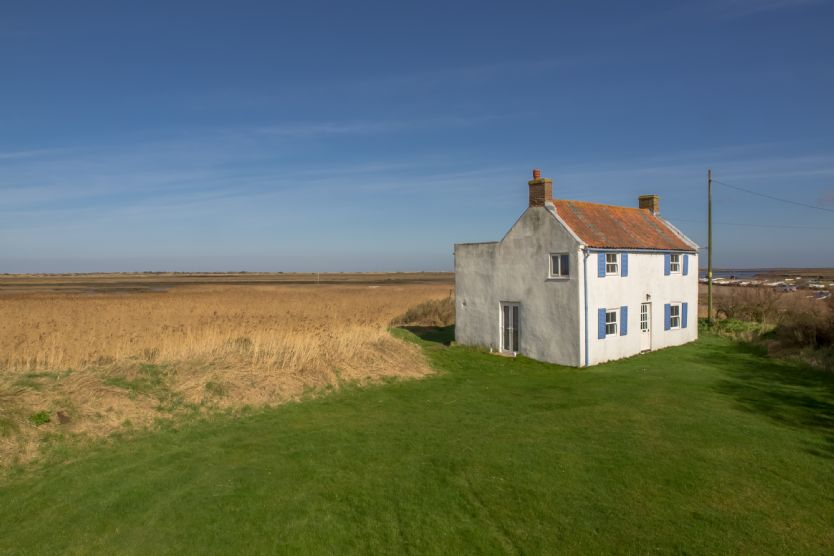 Click here for more about Island House