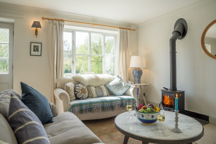 Click here for more about 1 Mallard Cottages