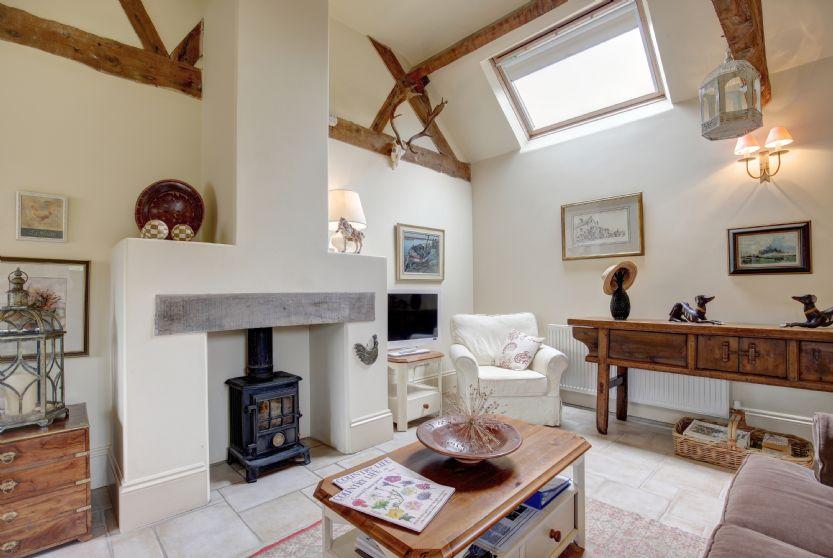 Garden Cottage (Wellingham) sleeps 2