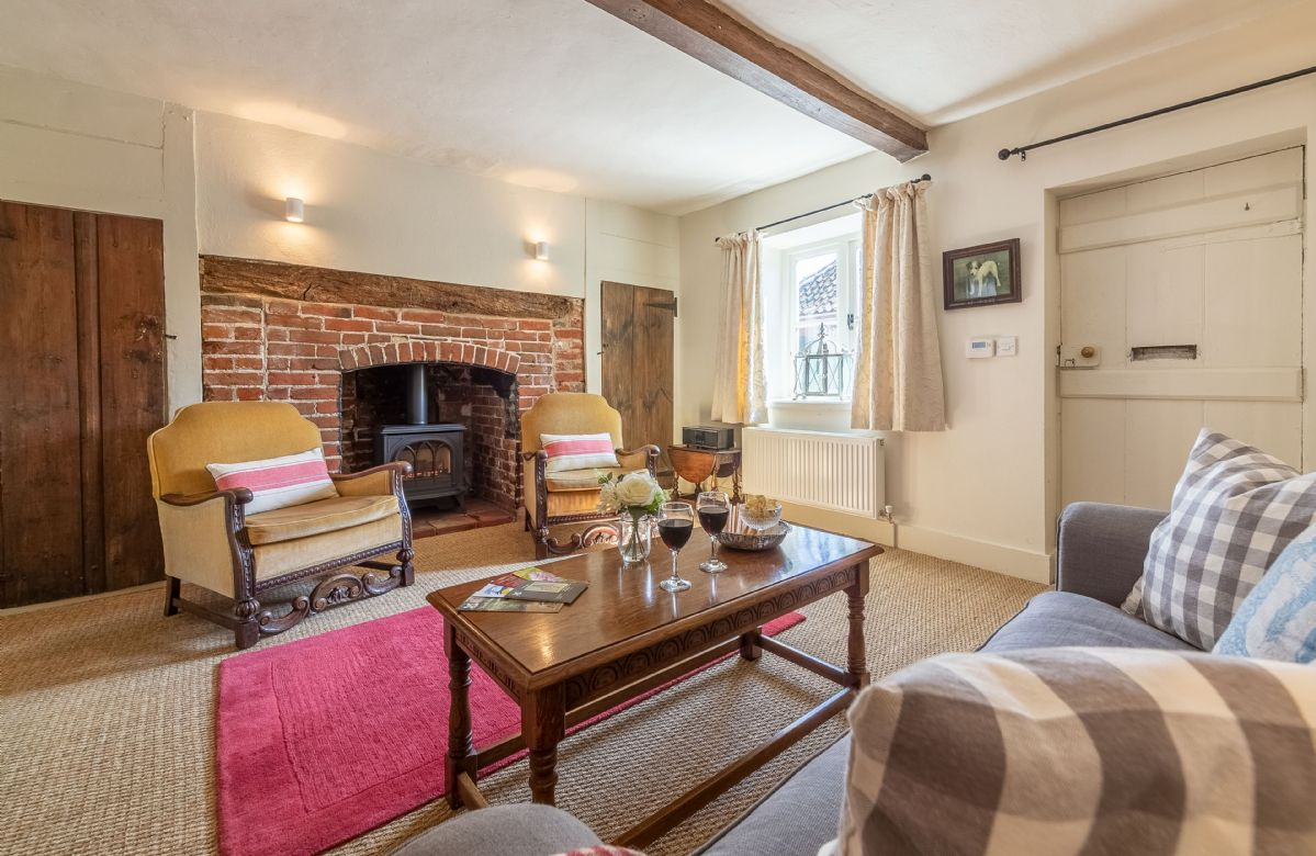 Bridge Cottage is located in Aylsham
