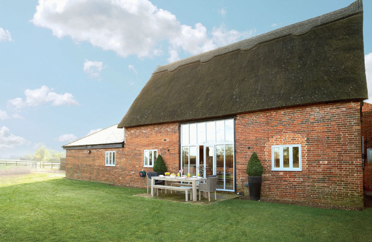 Details about a cottage Holiday at Thatch Barn