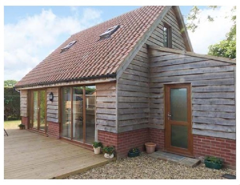 Click here for more about Foxley Lodge