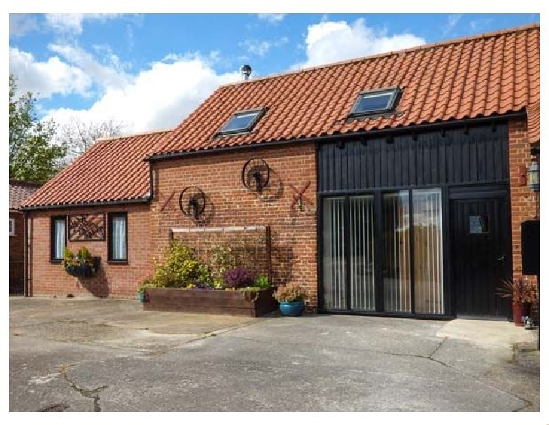 Click here for more about Mill Farm Barn