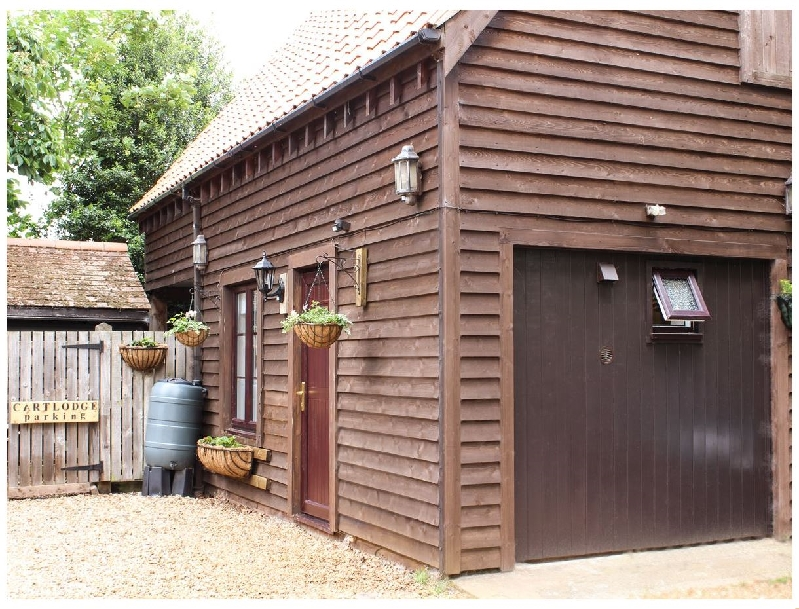 Click here for more about The Cart Lodge
