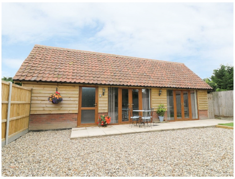 Click here for more about Foxley Wood Cottage