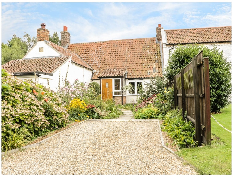 Click here for more about Mrs Dale's Cottage