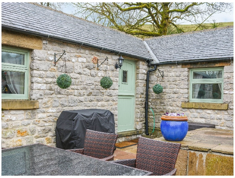 Click here for more about The Church Inn Cottage