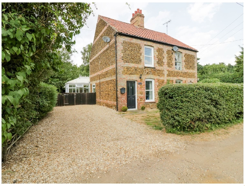 Click here for more about Westbury Cottage