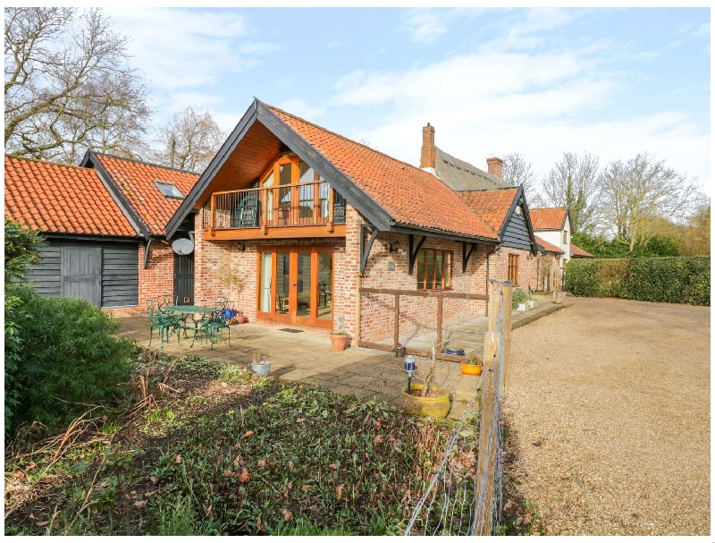 Click here for more about Lowbrook House Cottage