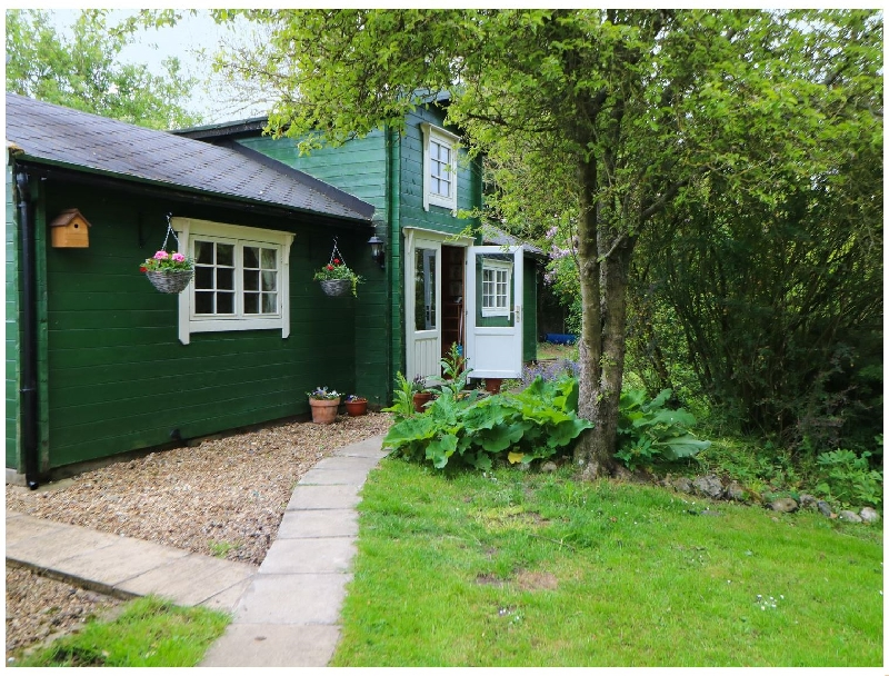Click here for more about Log Cabin